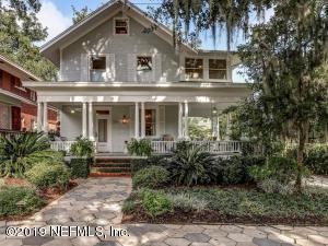 Avondale Property Photo of 2967 Riverside Ave, Jacksonville, Fl 32205 - MLS# 974128