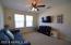 Large bonus room/loft area