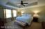 Gorgeous owners suite with step tray ceilings