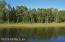 Lake to nature views
