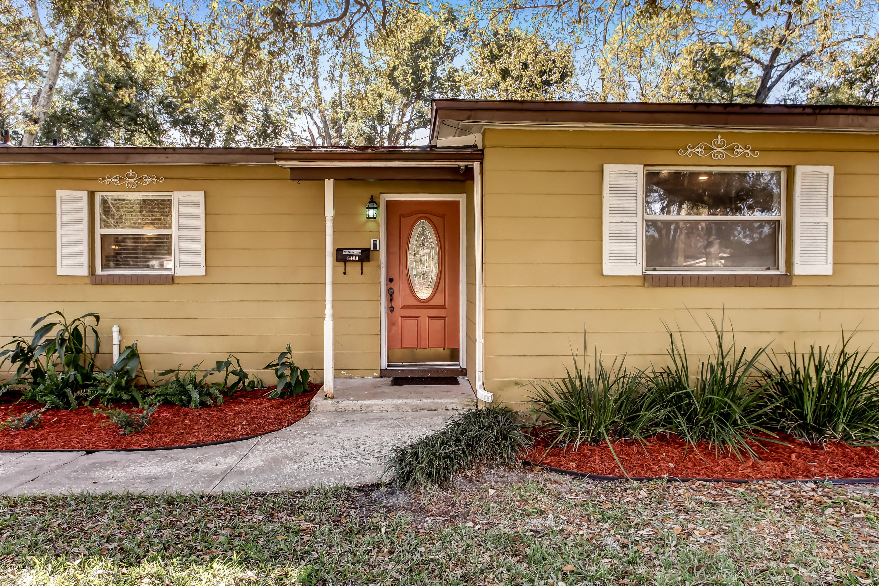 6400 DIANE, JACKSONVILLE, FLORIDA 32277, 4 Bedrooms Bedrooms, ,2 BathroomsBathrooms,Residential - single family,For sale,DIANE,974110