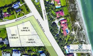 100 MILLS, JACKSONVILLE BEACH, FLORIDA 32250, ,Vacant land,For sale,MILLS,974117
