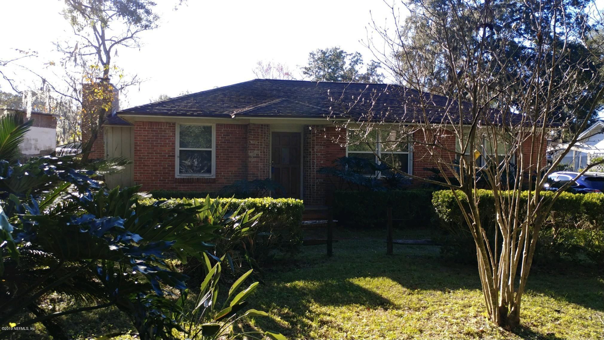 1288 AZALEA, JACKSONVILLE, FLORIDA 32205, 3 Bedrooms Bedrooms, ,1 BathroomBathrooms,Residential - single family,For sale,AZALEA,974167