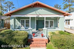 Avondale Property Photo of 3665 Oak St, Jacksonville, Fl 32205 - MLS# 974300