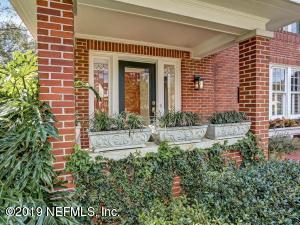 Avondale Property Photo of 1444 Avondale Ave, Jacksonville, Fl 32205 - MLS# 975558