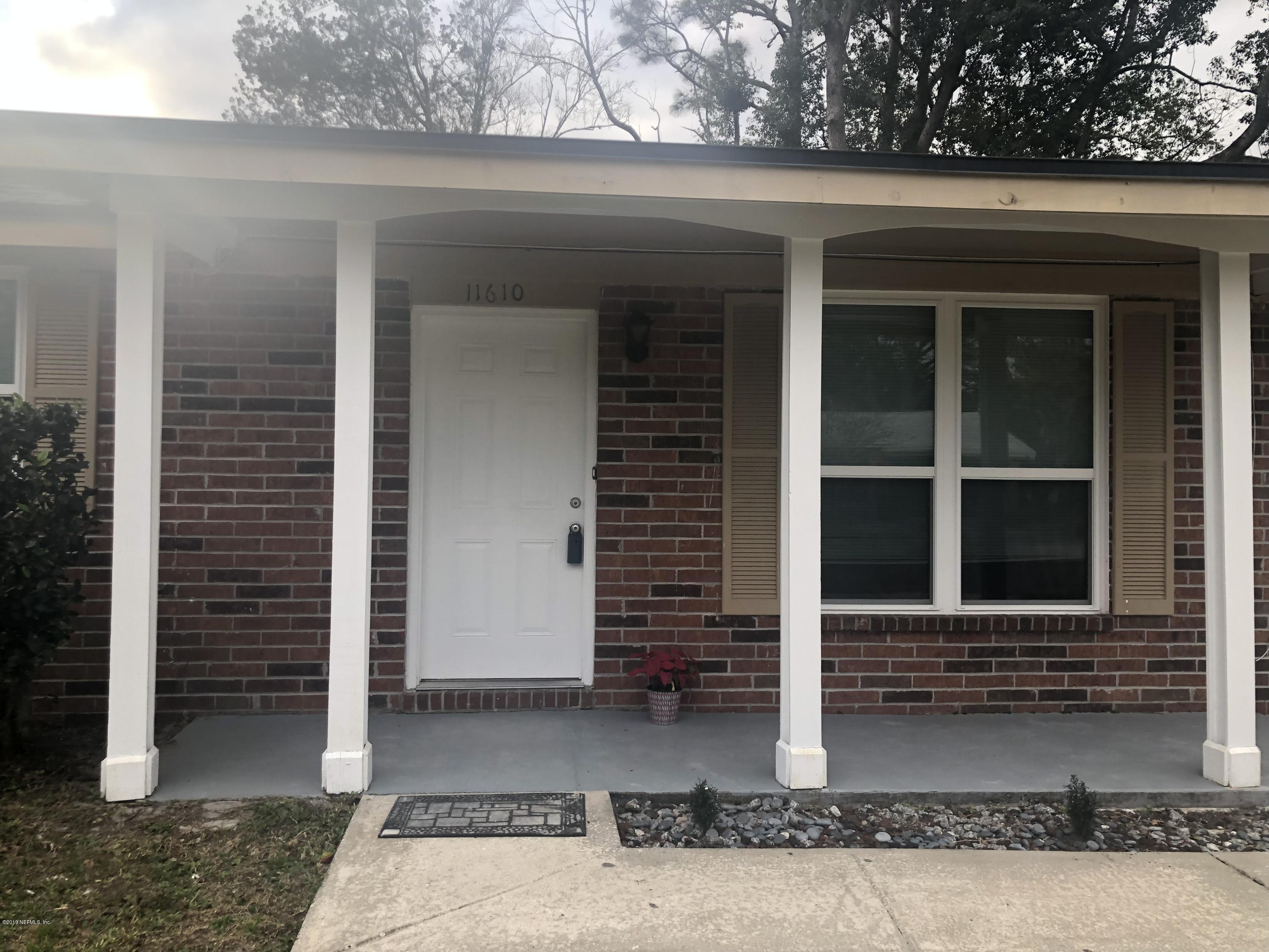 11610 RIDE, JACKSONVILLE, FLORIDA 32223, 3 Bedrooms Bedrooms, ,2 BathroomsBathrooms,Residential - single family,For sale,RIDE,974716