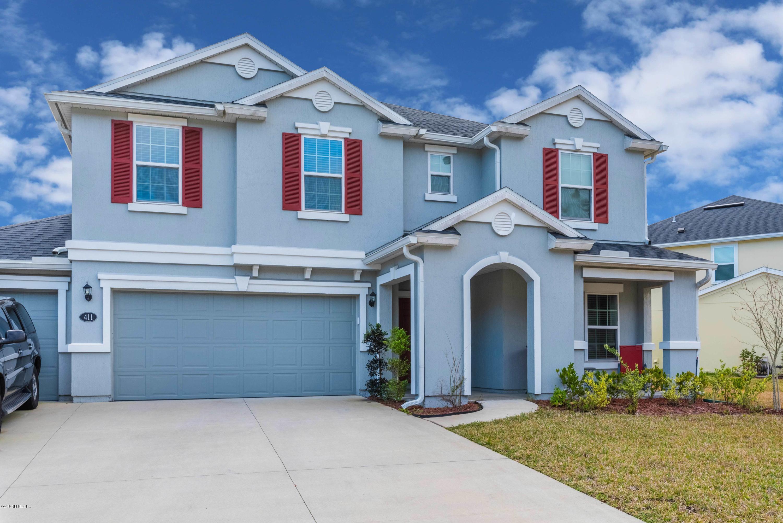 411 HEPBURN, ORANGE PARK, FLORIDA 32065, 4 Bedrooms Bedrooms, ,3 BathroomsBathrooms,Residential - single family,For sale,HEPBURN,974732