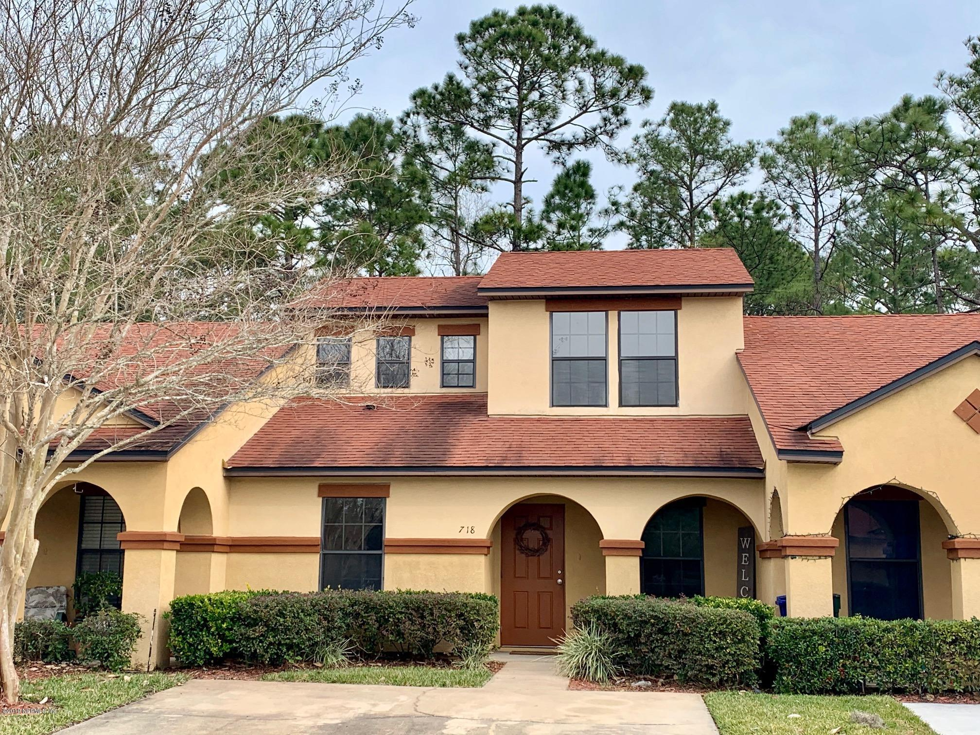 718 GINGER MILL, ST JOHNS, FLORIDA 32259, 3 Bedrooms Bedrooms, ,2 BathroomsBathrooms,Residential - townhome,For sale,GINGER MILL,974900