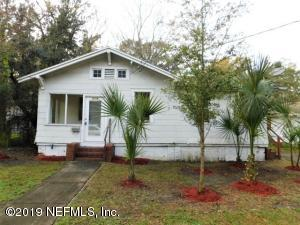 Photo of 2118 Flesher Ave, Jacksonville, Fl 32207 - MLS# 974970