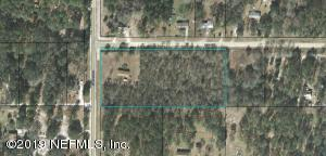 4.39 Acres - @1 acre cleared with DW mobile home