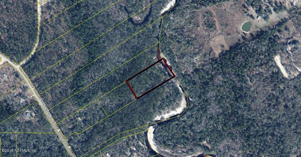 0 CREWS, GLEN ST. MARY, FLORIDA 32040, ,Vacant land,For sale,CREWS,975493