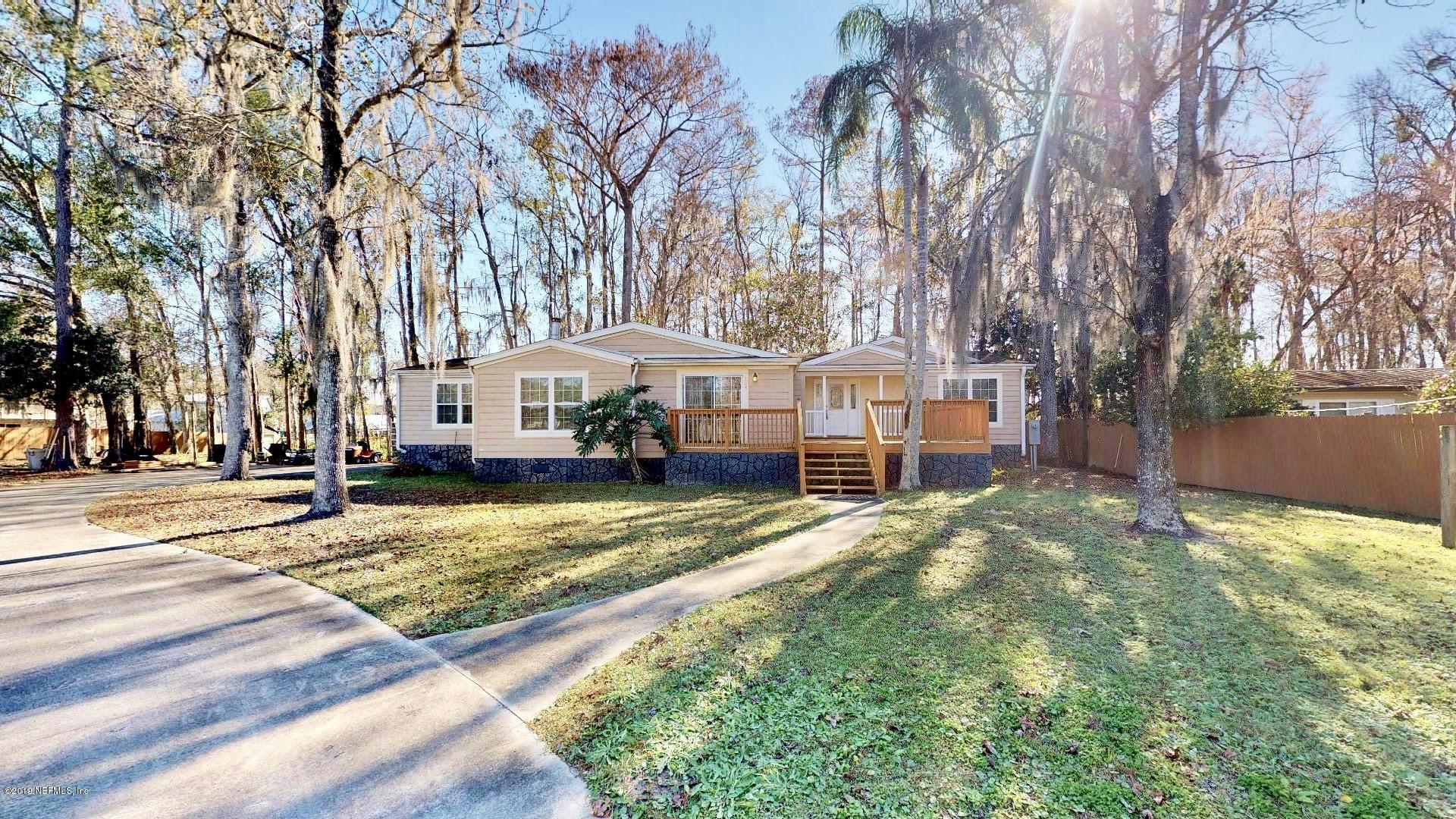 125 EDGEWATER, SATSUMA, FLORIDA 32189, 3 Bedrooms Bedrooms, ,2 BathroomsBathrooms,Residential - mobile home,For sale,EDGEWATER,975534