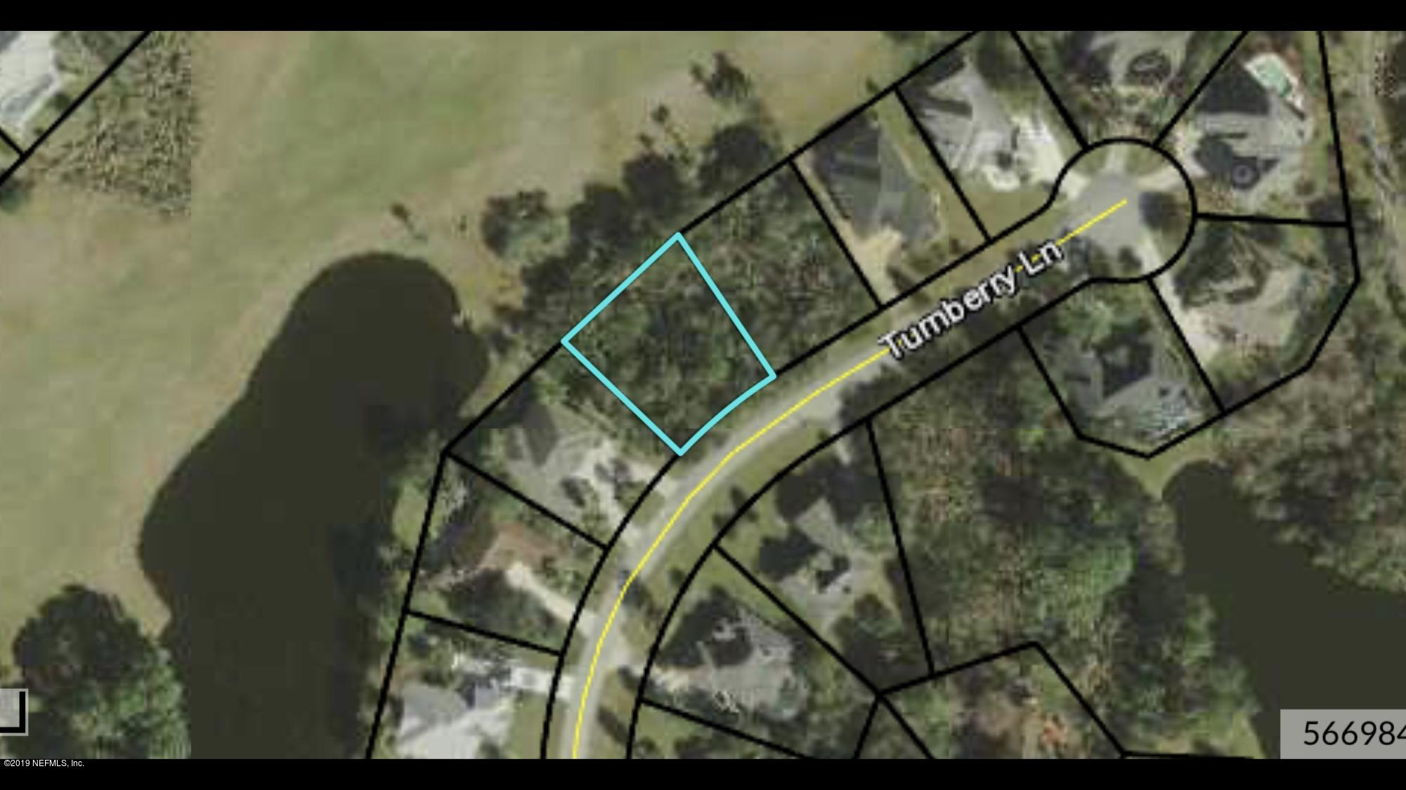 527 TURNBERRY, ST AUGUSTINE, FLORIDA 32080, ,Vacant land,For sale,TURNBERRY,975536