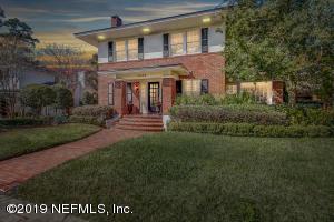 Avondale Property Photo of 3333 Riverside Ave, Jacksonville, Fl 32205 - MLS# 976166