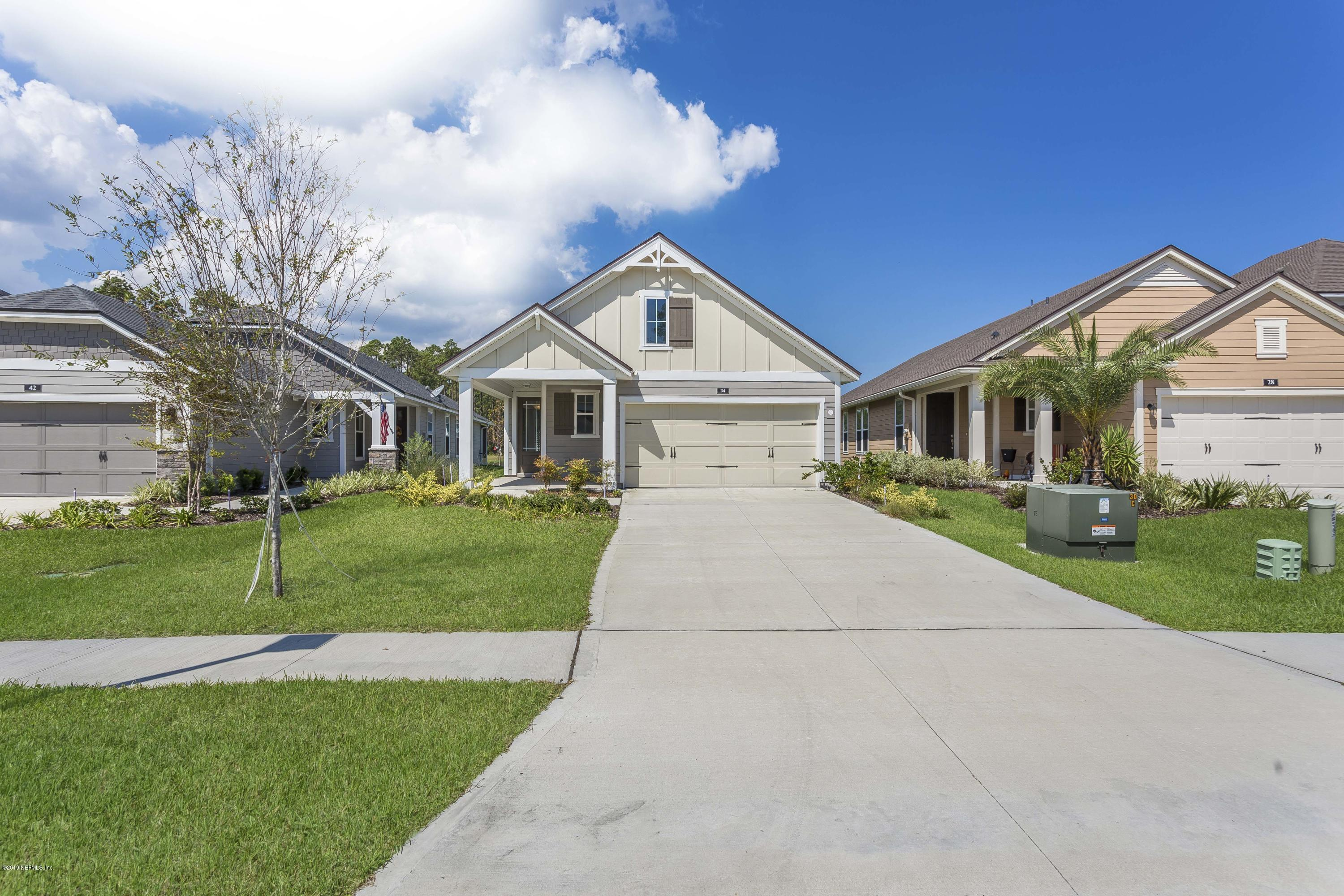 34 BISON, PONTE VEDRA, FLORIDA 32081, 3 Bedrooms Bedrooms, ,2 BathroomsBathrooms,Residential - single family,For sale,BISON,976597