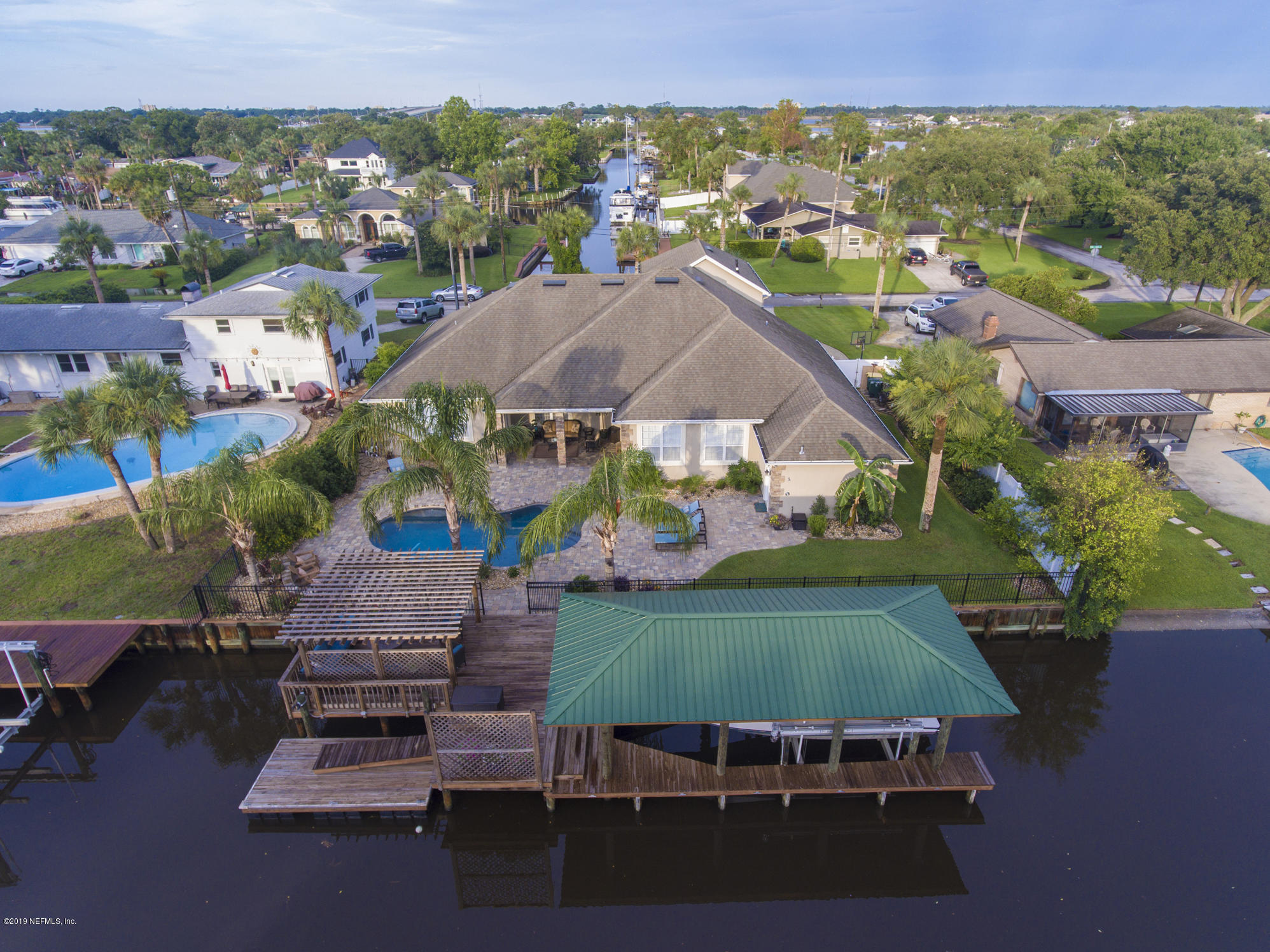 3406 PALM ISLAND, JACKSONVILLE, FLORIDA 32250, 4 Bedrooms Bedrooms, ,4 BathroomsBathrooms,Residential - single family,For sale,PALM ISLAND,976448