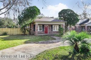 Photo of 1303 Stimson St, Jacksonville, Fl 32205 - MLS# 976759