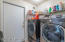 Inside Laundry area on main floor