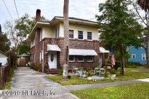 Avondale Property Photo of 1433 Ingleside Ave, Jacksonville, Fl 32205 - MLS# 976439