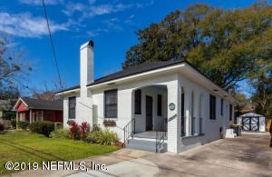 Avondale Property Photo of 4723 Ramona Blvd, Jacksonville, Fl 32205 - MLS# 977355