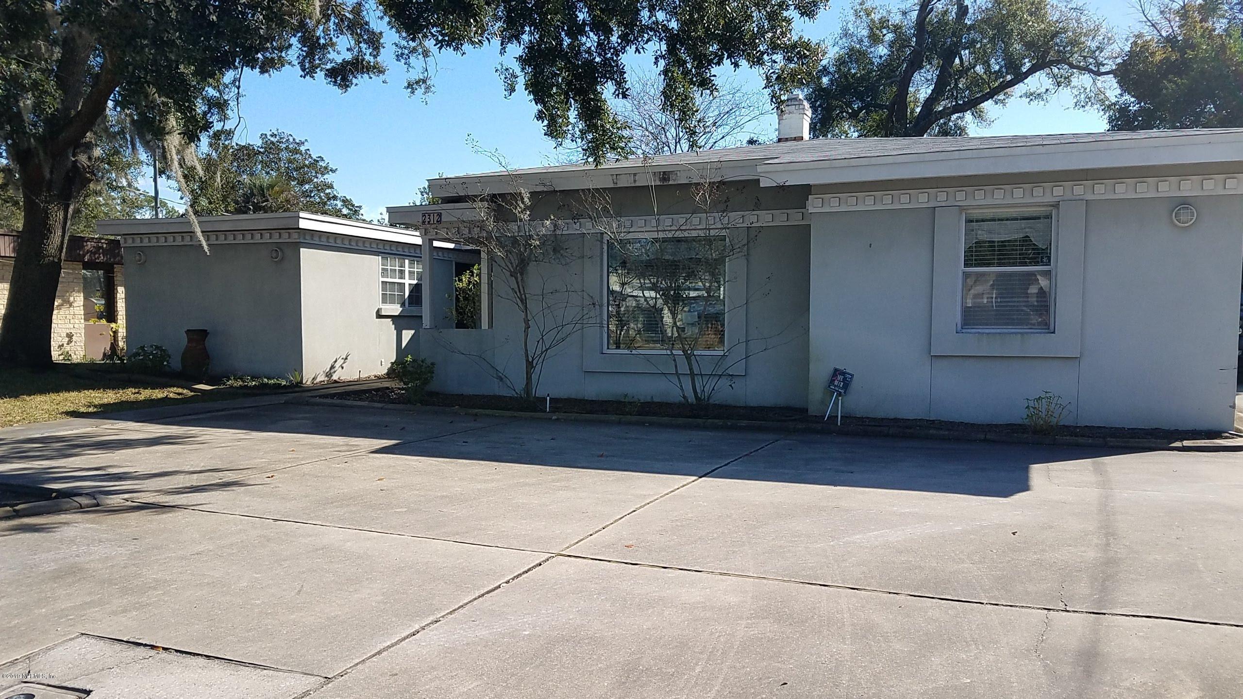 2312 UNIVERSITY, JACKSONVILLE, FLORIDA 32217, ,Commercial,For sale,UNIVERSITY,977628