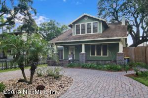Photo of 1521 Palm Ave, Jacksonville, Fl 32207 - MLS# 978573