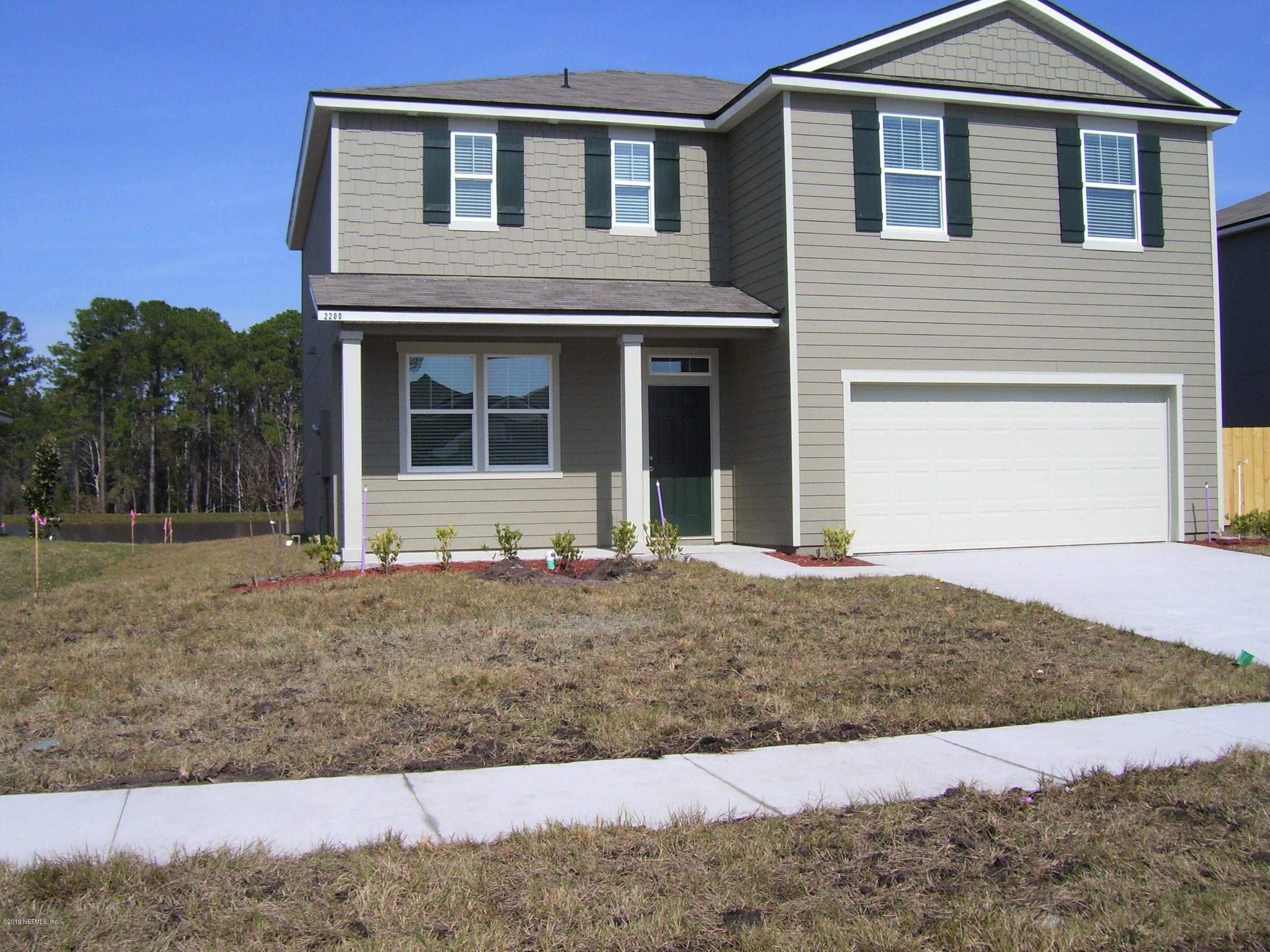 2200 PEBBLE POINT- GREEN COVE SPRINGS- FLORIDA 32043, 4 Bedrooms Bedrooms, ,2 BathroomsBathrooms,Residential - single family,For sale,PEBBLE POINT,953191