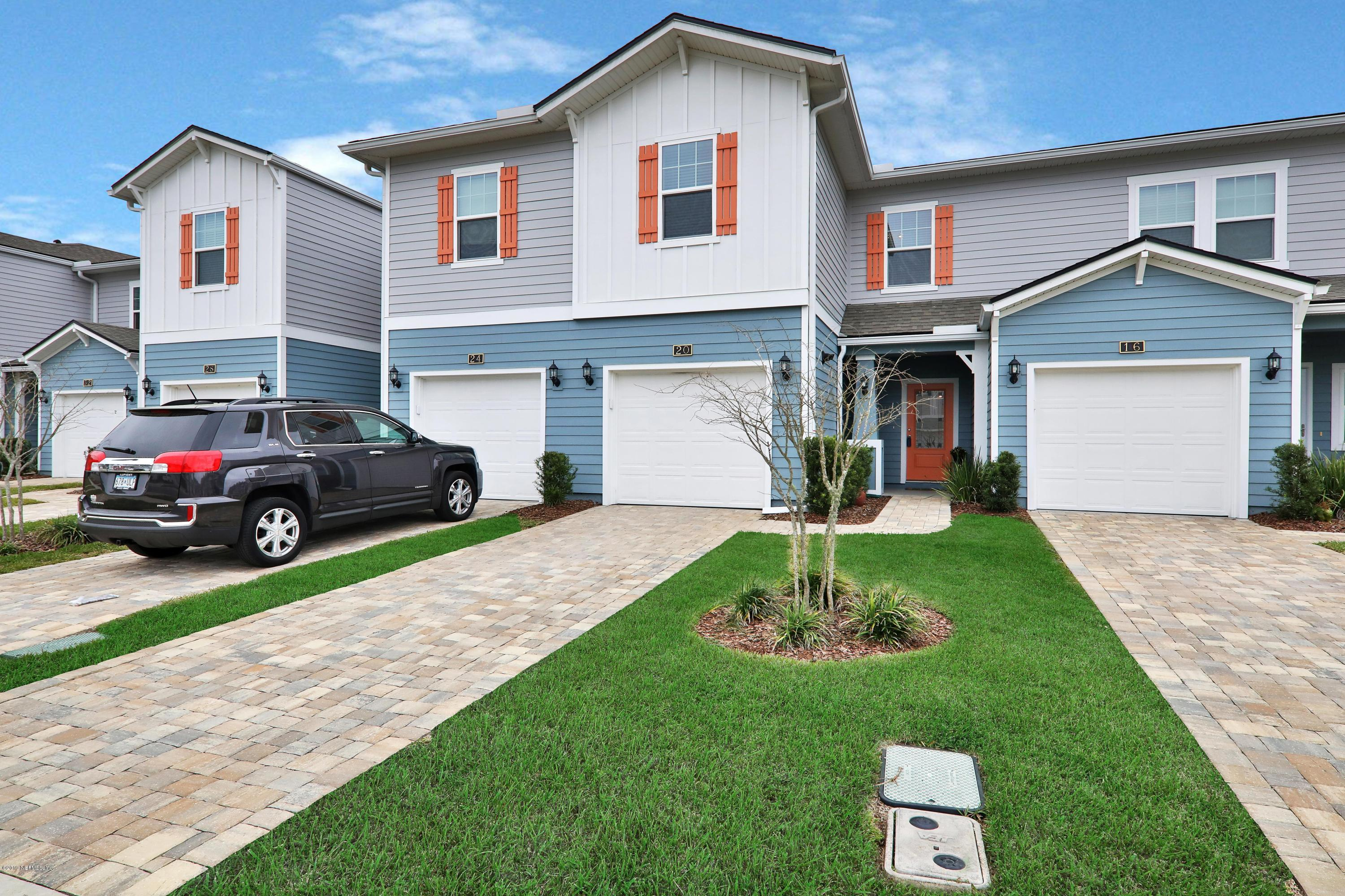 20 PINDO PALM, PONTE VEDRA, FLORIDA 32081, 3 Bedrooms Bedrooms, ,2 BathroomsBathrooms,Residential - single family,For sale,PINDO PALM,978517