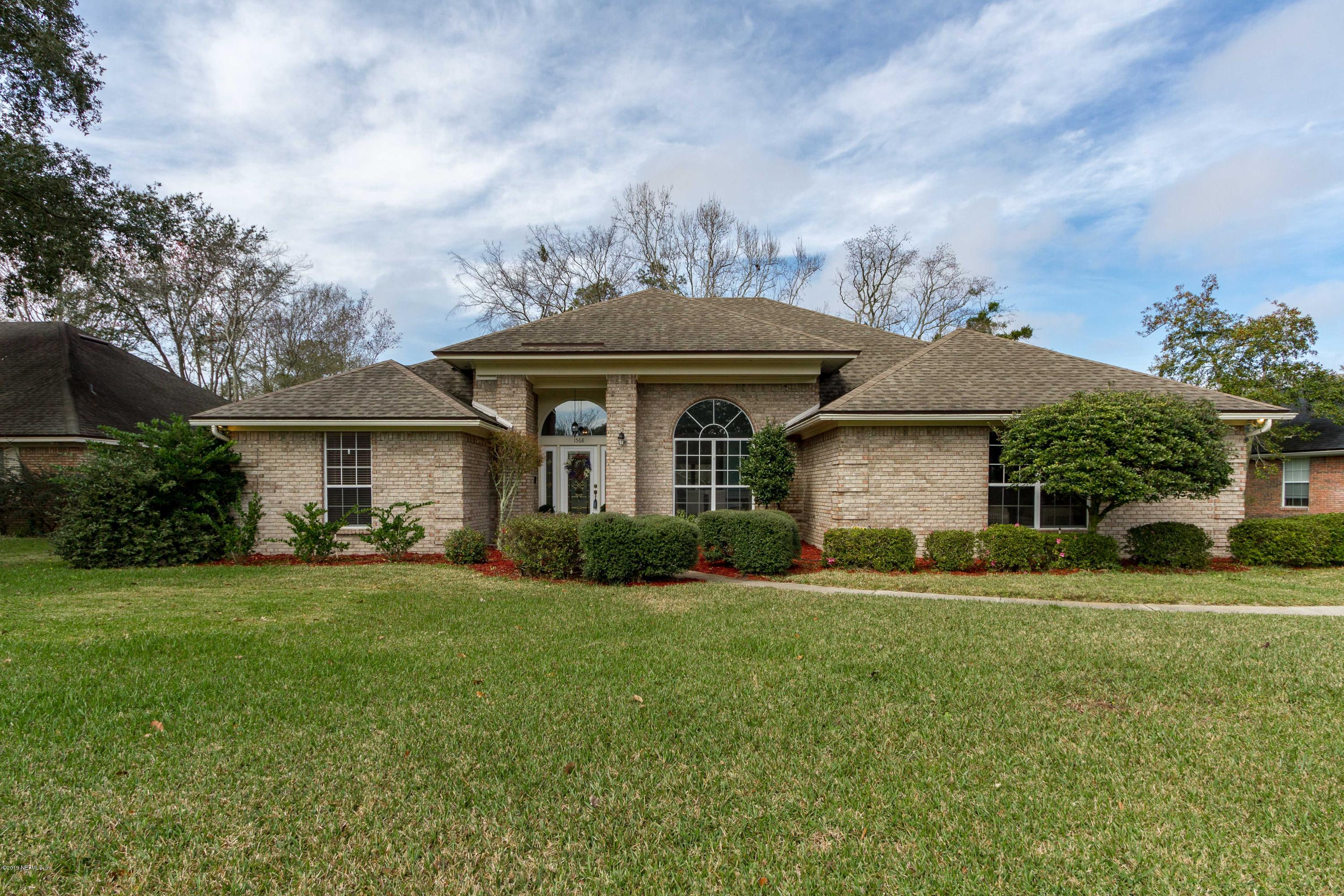 1568 CHAIN FERN, FLEMING ISLAND, FLORIDA 32003, 4 Bedrooms Bedrooms, ,2 BathroomsBathrooms,Residential - single family,For sale,CHAIN FERN,979715