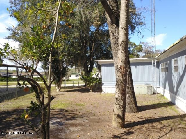 438 COVE, SATSUMA, FLORIDA 32189, 3 Bedrooms Bedrooms, ,1 BathroomBathrooms,Residential - mobile home,For sale,COVE,979108