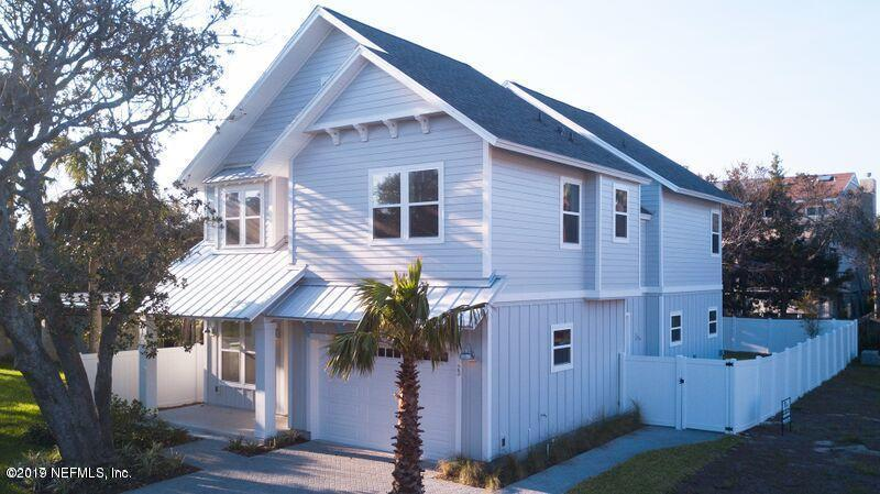 23 CORAL, ATLANTIC BEACH, FLORIDA 32233, 5 Bedrooms Bedrooms, ,4 BathroomsBathrooms,Residential - single family,For sale,CORAL,979290