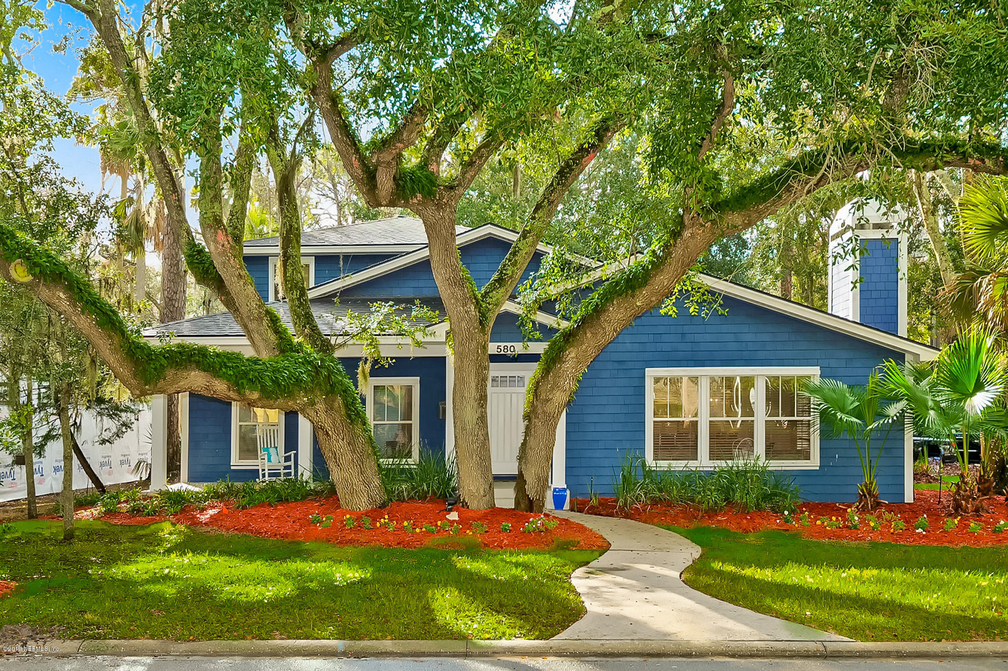 580 SHERRY, ATLANTIC BEACH, FLORIDA 32233, 4 Bedrooms Bedrooms, ,3 BathroomsBathrooms,Residential - single family,For sale,SHERRY,978132