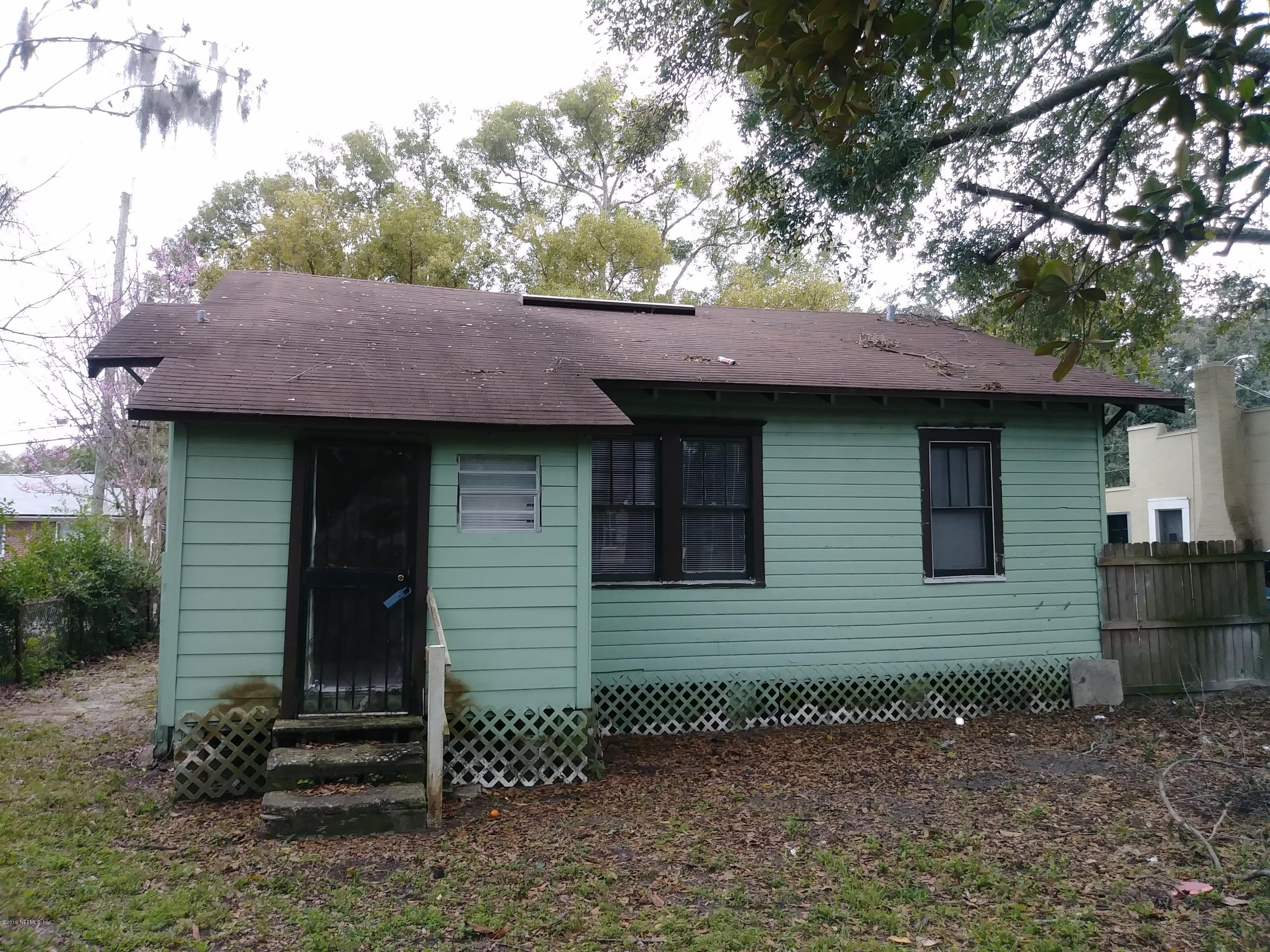 615 60TH, JACKSONVILLE, FLORIDA 32208, 2 Bedrooms Bedrooms, ,1 BathroomBathrooms,Residential - single family,For sale,60TH,979546