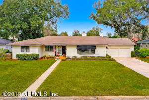 Photo of 847 Granada Blvd, Jacksonville, Fl 32207 - MLS# 979564