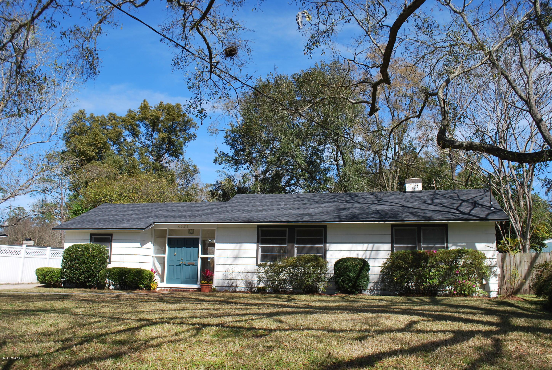4521 Iroquois Ave Jacksonville, FL 32210