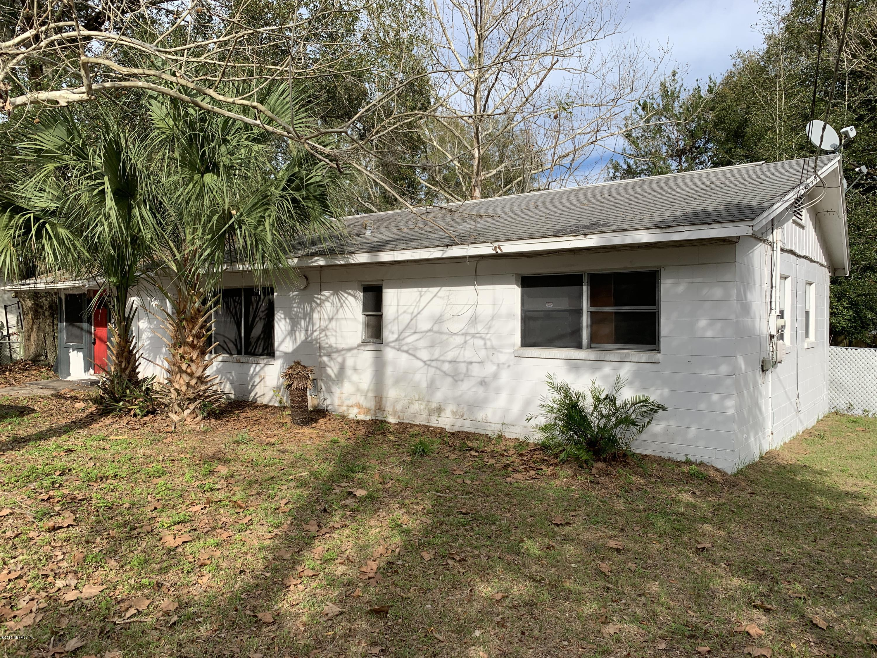 2009 SHERMAN, PALATKA, FLORIDA 32177, 3 Bedrooms Bedrooms, ,1 BathroomBathrooms,Residential - single family,For sale,SHERMAN,979657
