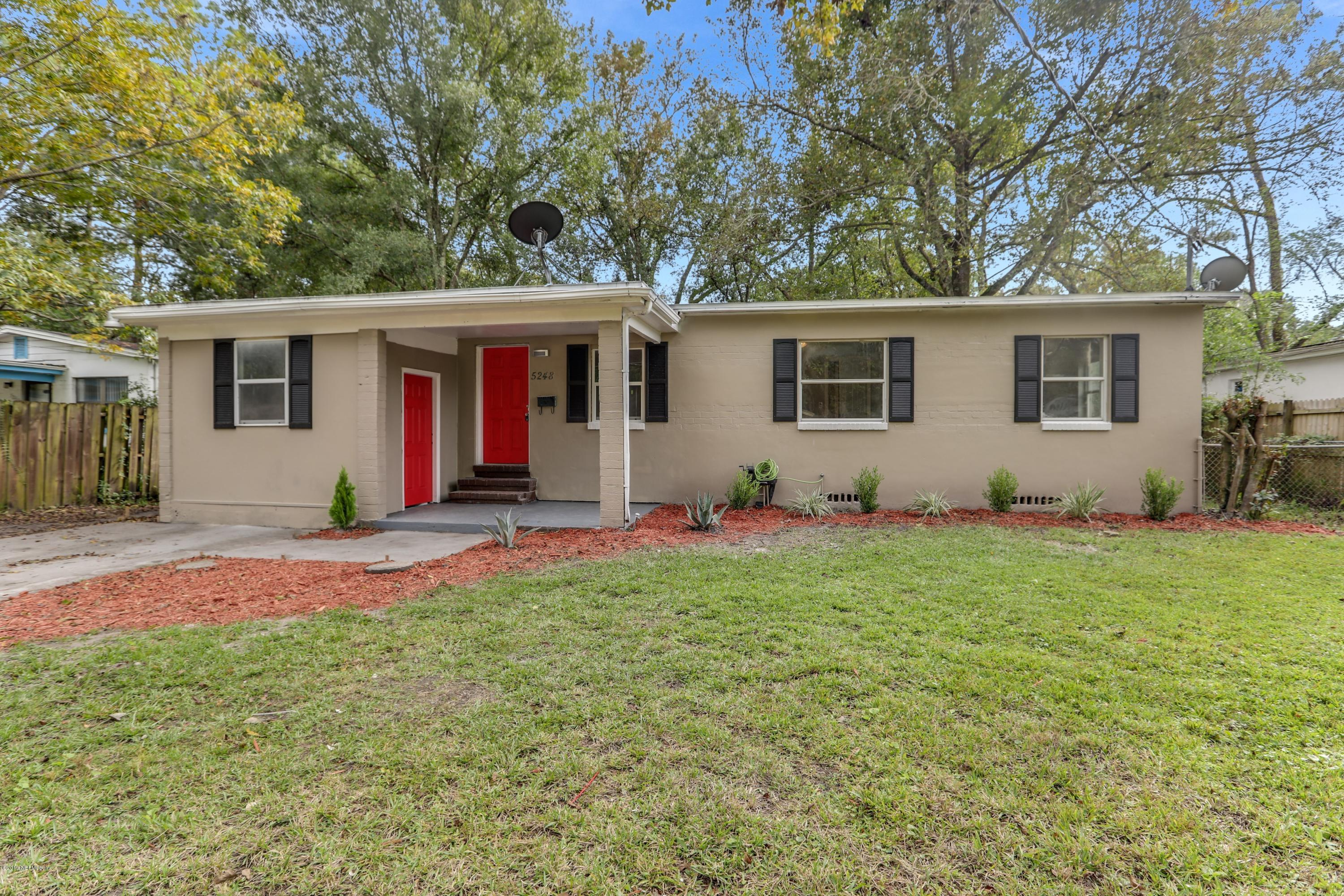 5248 PLYMOUTH, JACKSONVILLE, FLORIDA 32205, 4 Bedrooms Bedrooms, ,2 BathroomsBathrooms,Residential - single family,For sale,PLYMOUTH,979685