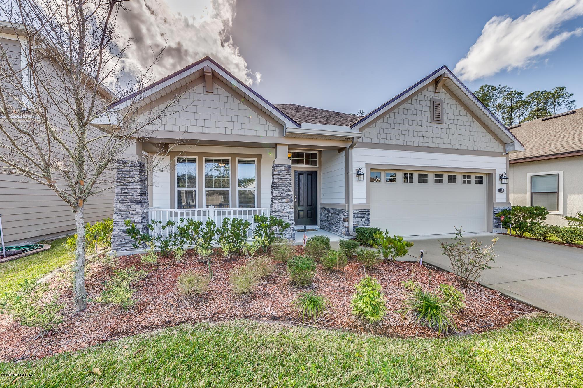 137 WHITE MARSH, JACKSONVILLE, FLORIDA 32081, 3 Bedrooms Bedrooms, ,2 BathroomsBathrooms,Residential - single family,For sale,WHITE MARSH,980006