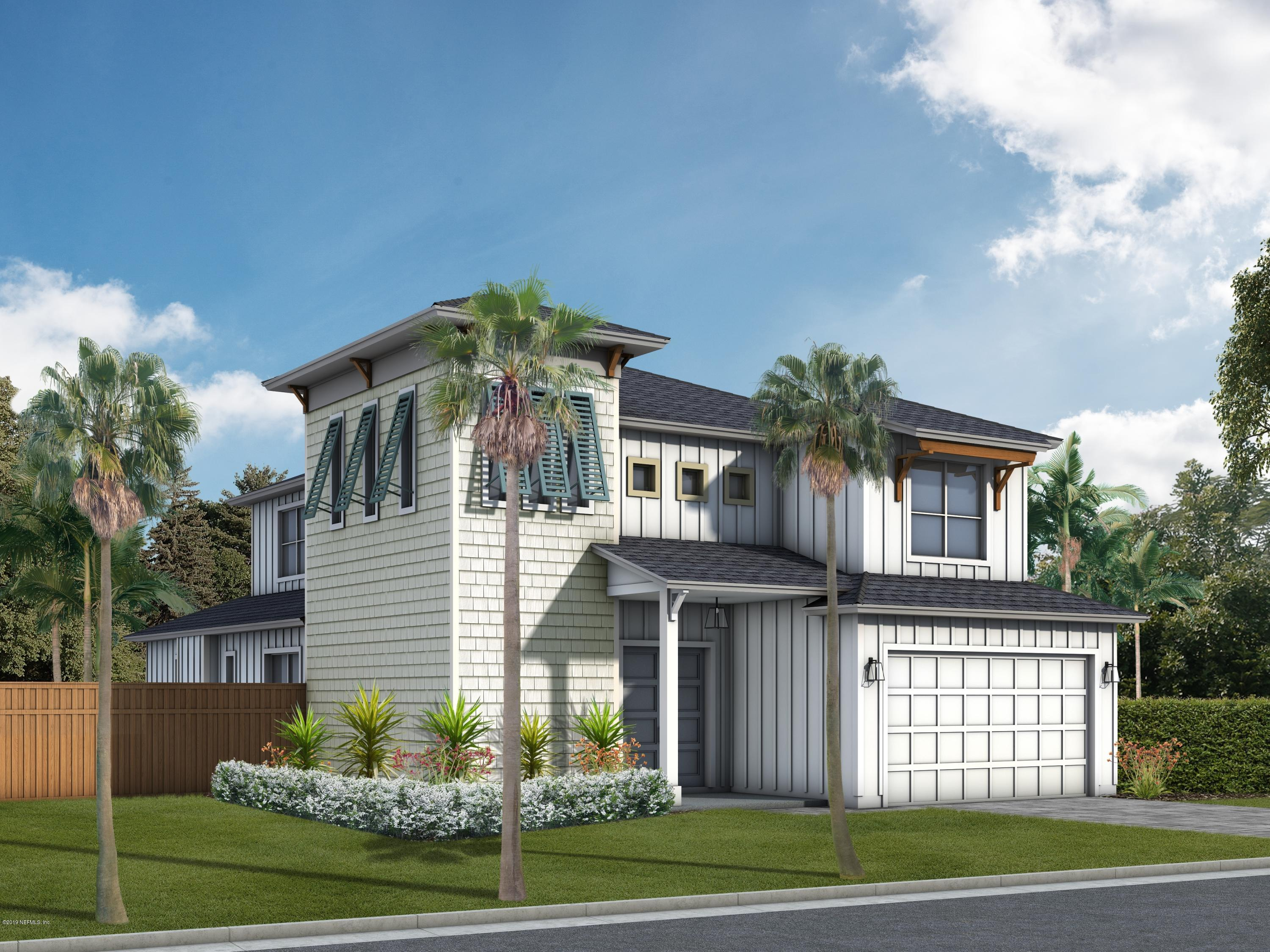 314 NORTH, NEPTUNE BEACH, FLORIDA 32266, 4 Bedrooms Bedrooms, ,3 BathroomsBathrooms,Residential - single family,For sale,NORTH,980054