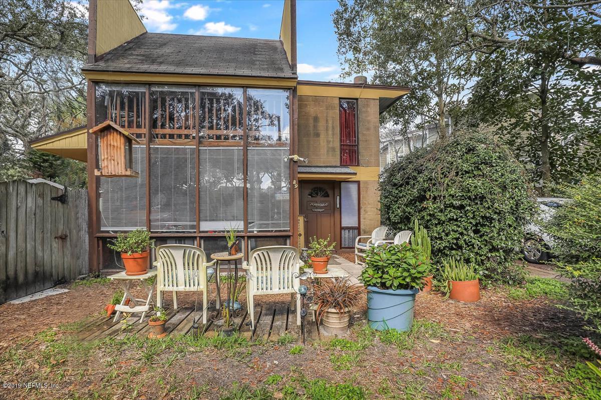 89 DEWEES, ATLANTIC BEACH, FLORIDA 32233, 3 Bedrooms Bedrooms, ,3 BathroomsBathrooms,Residential - single family,For sale,DEWEES,973617