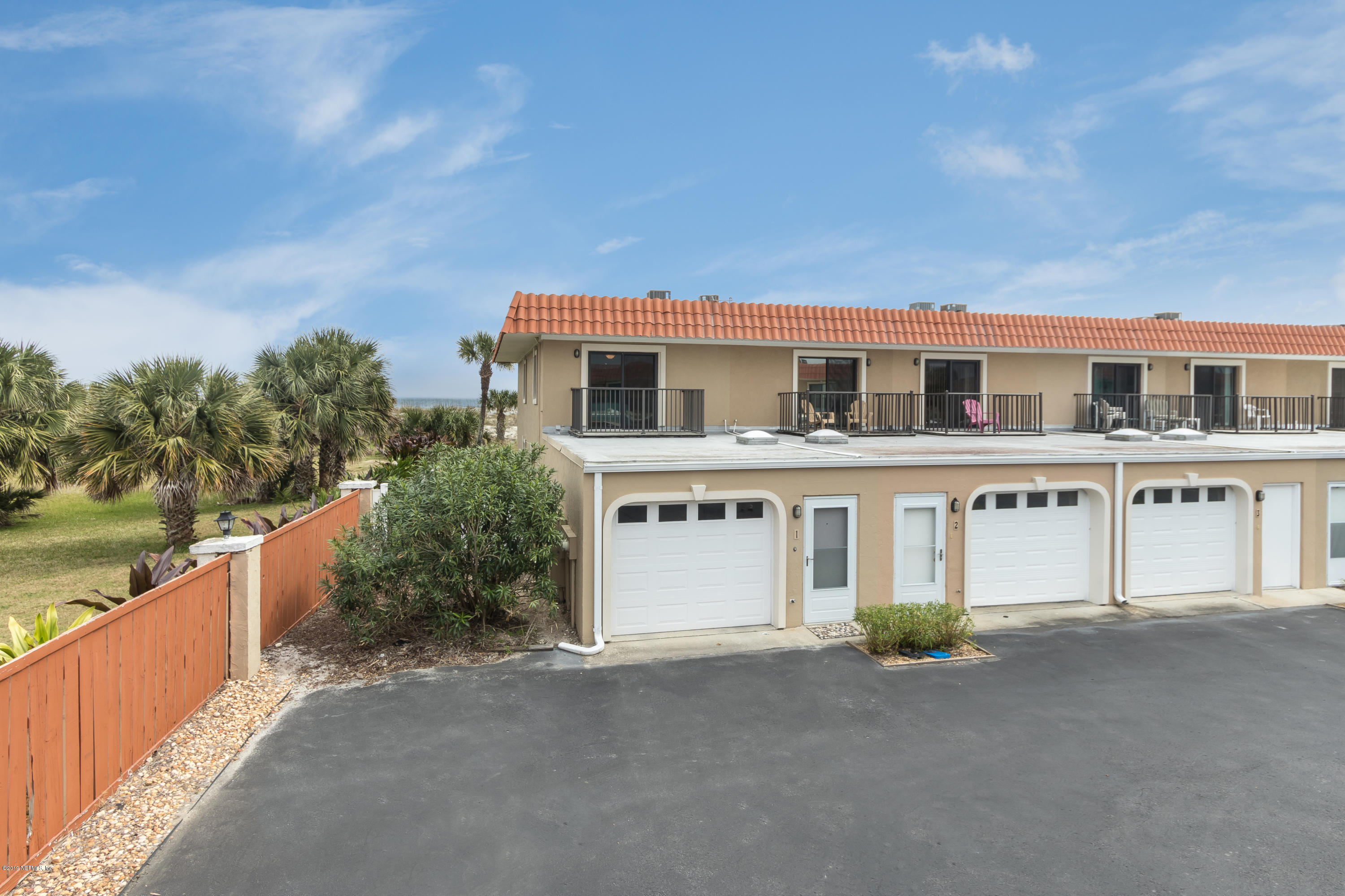 826 A1A BEACH, ST AUGUSTINE, FLORIDA 32080, 2 Bedrooms Bedrooms, ,2 BathroomsBathrooms,Residential - condos/townhomes,For sale,A1A BEACH,980708