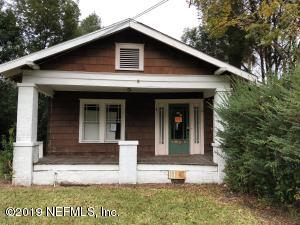 Avondale Property Photo of 3535 Randall St, Jacksonville, Fl 32205 - MLS# 980793