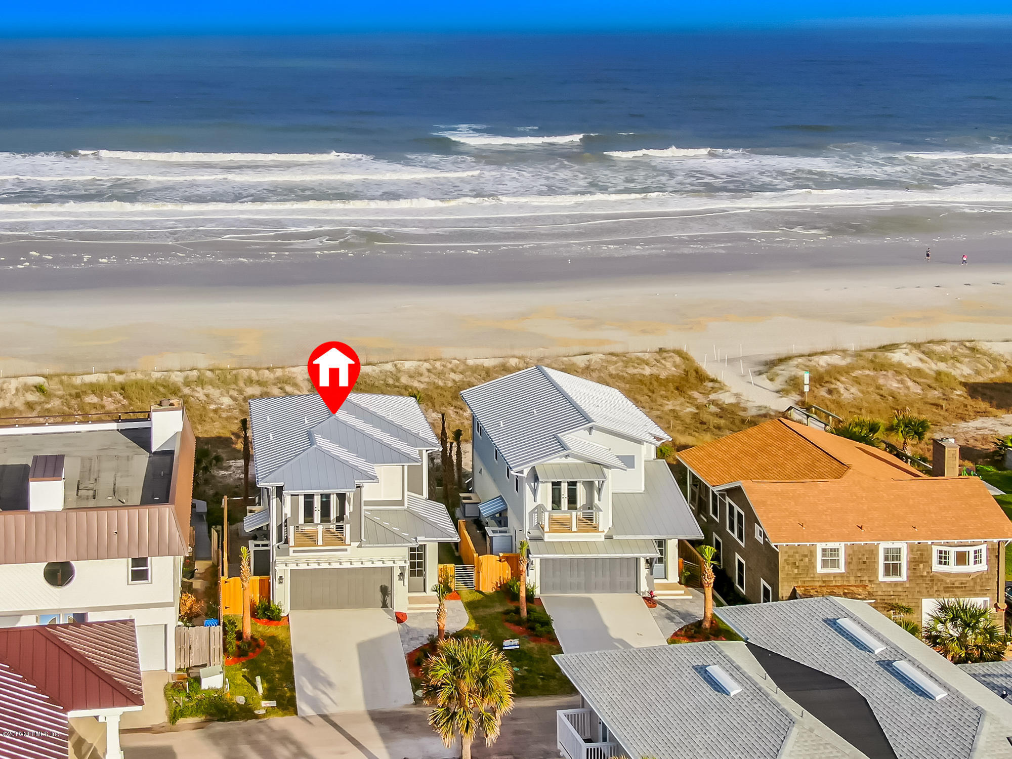 1310 STRAND, NEPTUNE BEACH, FLORIDA 32266, 3 Bedrooms Bedrooms, ,2 BathroomsBathrooms,Residential - single family,For sale,STRAND,980808