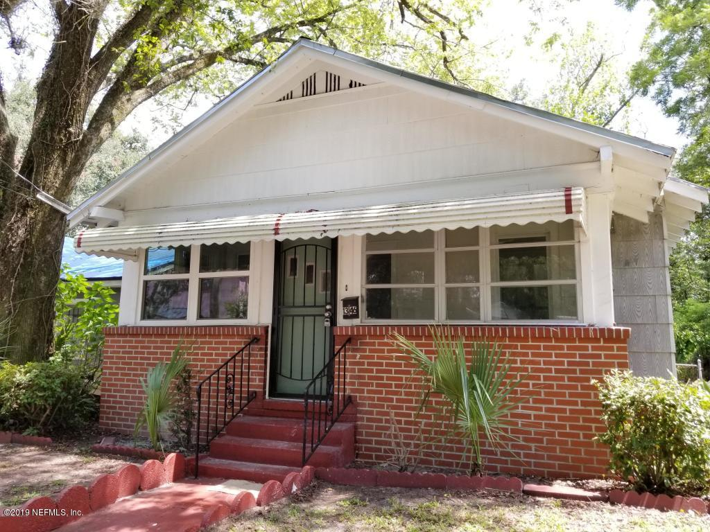 1346 23RD, JACKSONVILLE, FLORIDA 32209, 3 Bedrooms Bedrooms, ,1 BathroomBathrooms,Commercial,For sale,23RD,981218