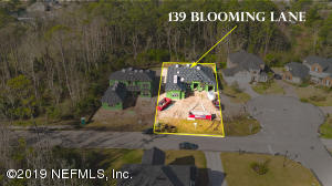 Ponte Vedra Property Photo of 139 Blooming Ln, Ponte Vedra Beach, Fl 32082 - MLS# 904751