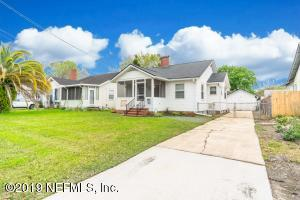 Photo of 3638 Ernest St, Jacksonville, Fl 32205 - MLS# 981628