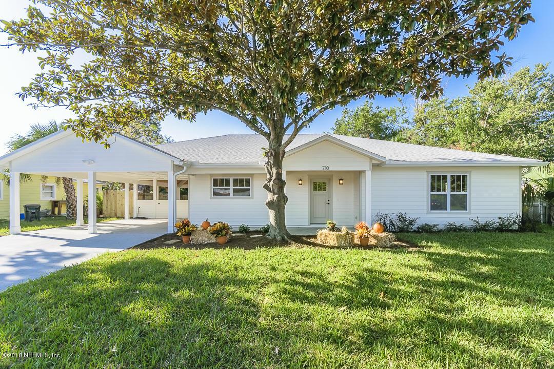 710 SAILFISH, ATLANTIC BEACH, FLORIDA 32233, 3 Bedrooms Bedrooms, ,2 BathroomsBathrooms,Residential - single family,For sale,SAILFISH,982237