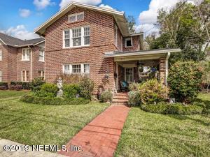 Photo of 1361 Challen Ave, Jacksonville, Fl 32205 - MLS# 980854
