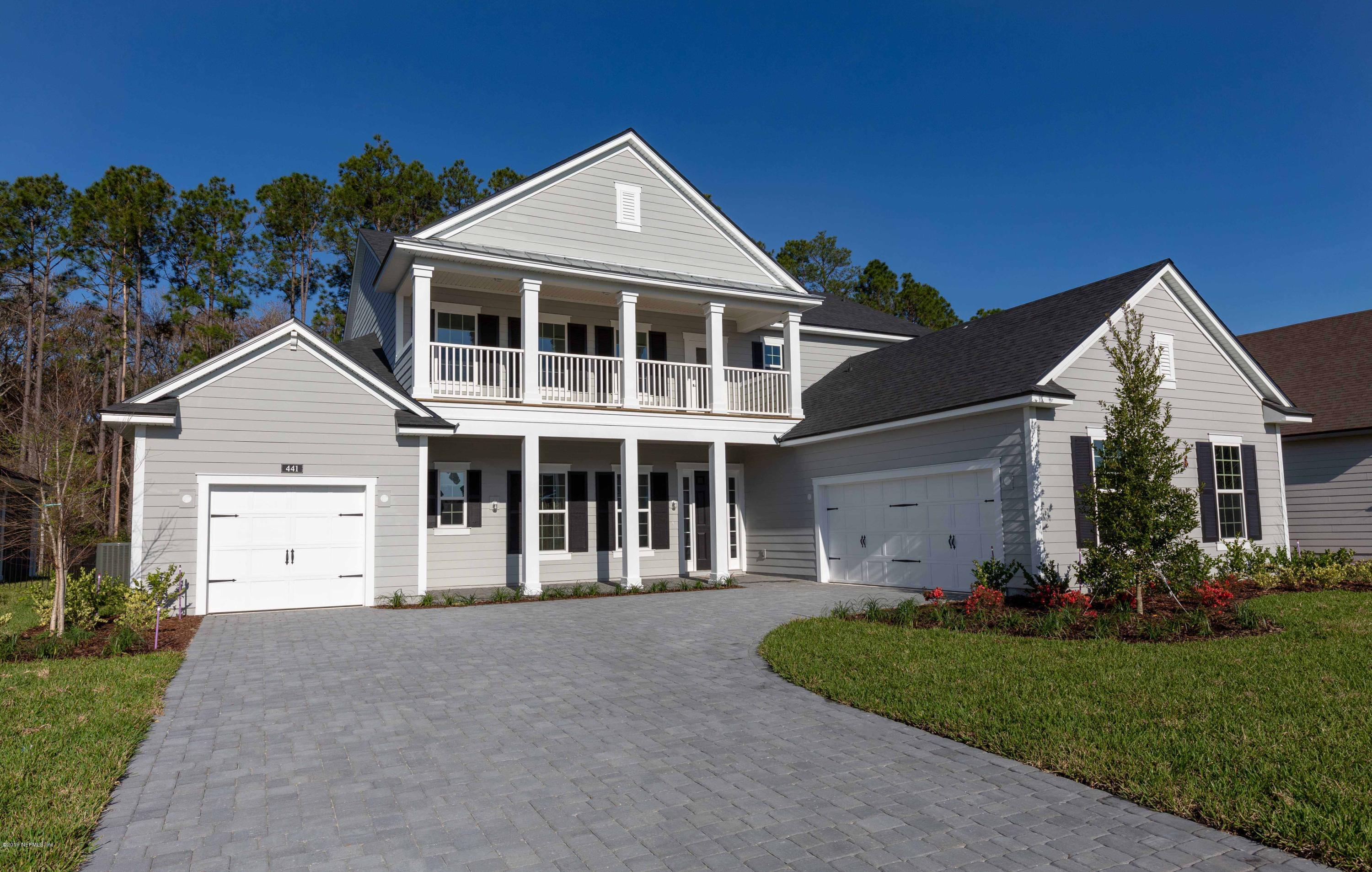 441 OUTLOOK, PONTE VEDRA, FLORIDA 32081, 5 Bedrooms Bedrooms, ,4 BathroomsBathrooms,Residential - single family,For sale,OUTLOOK,940266