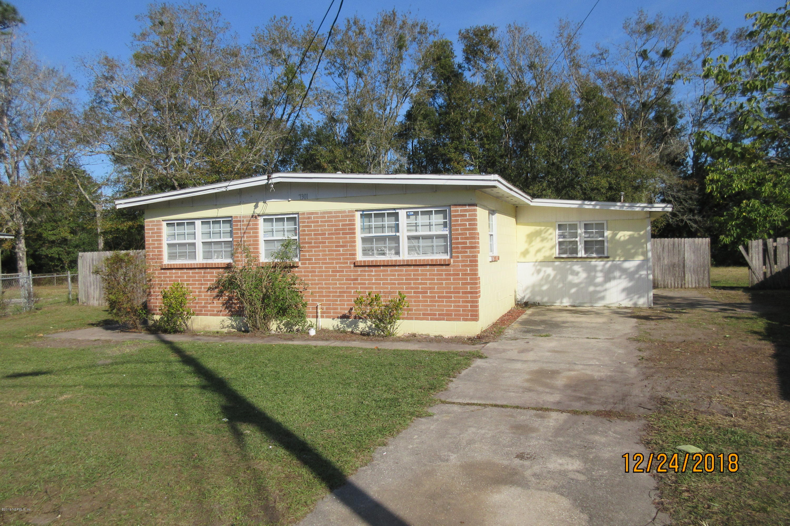 Photo of 7301 MELVIN, JACKSONVILLE, FL 32210